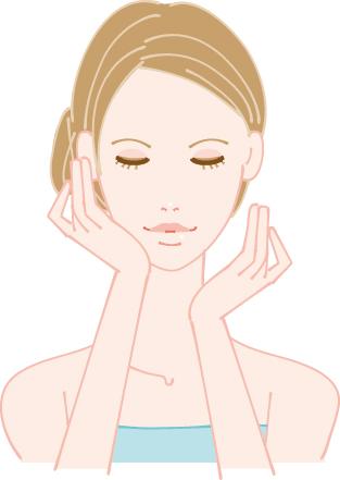 敏感肌,赤ら顔,油分補給